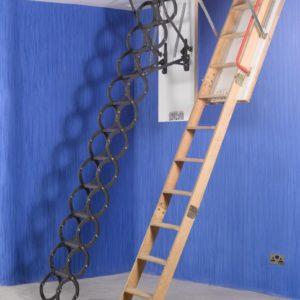 Лестницы Fakro чердачные